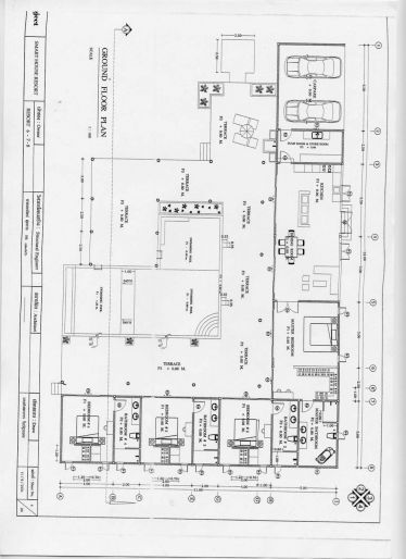arkitekt huse tegninger